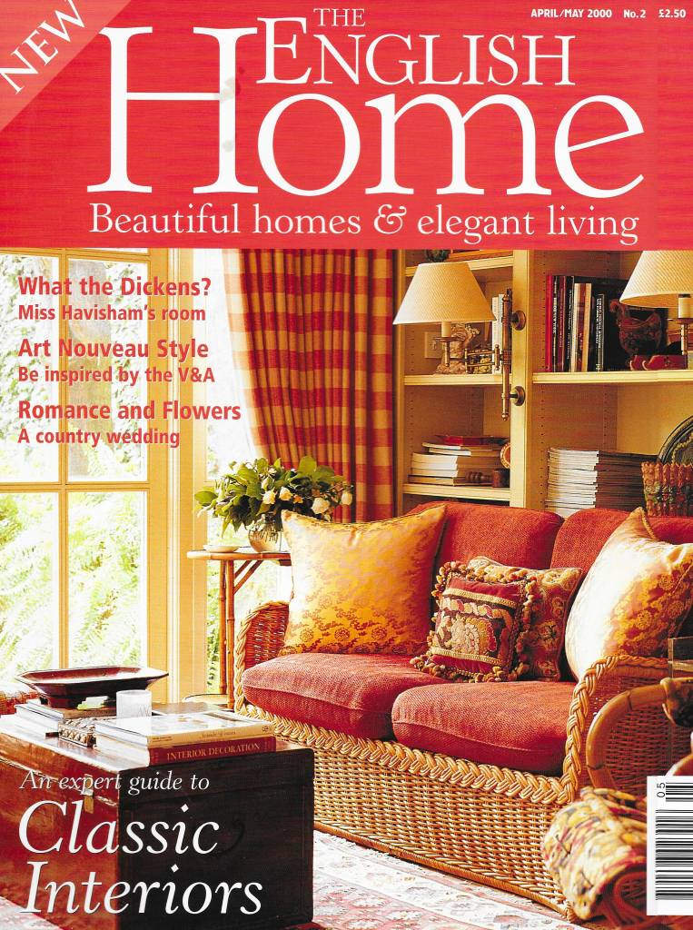 Press front covers and magazine features jon rhodes for Front of house magazine
